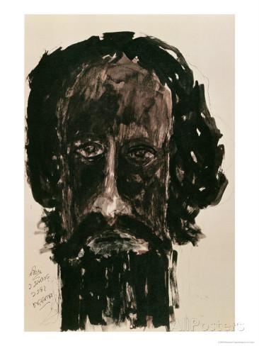rabindranath-tagore-self-portrait